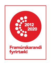 Framúrskarandi fyrirtæki 2012-2020